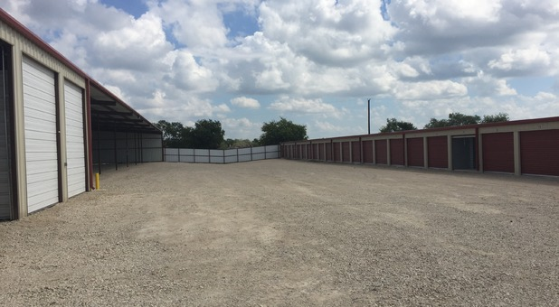 Self Storage units at Store It All Texas