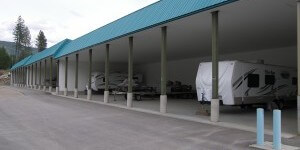 rv and vehicle parking/storage South Slocan, BC