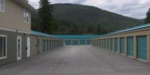 self storage in south slocam, bc