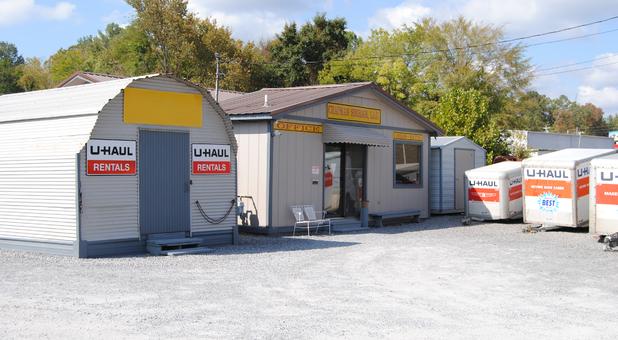 U-Hauls available at Chapman Storage