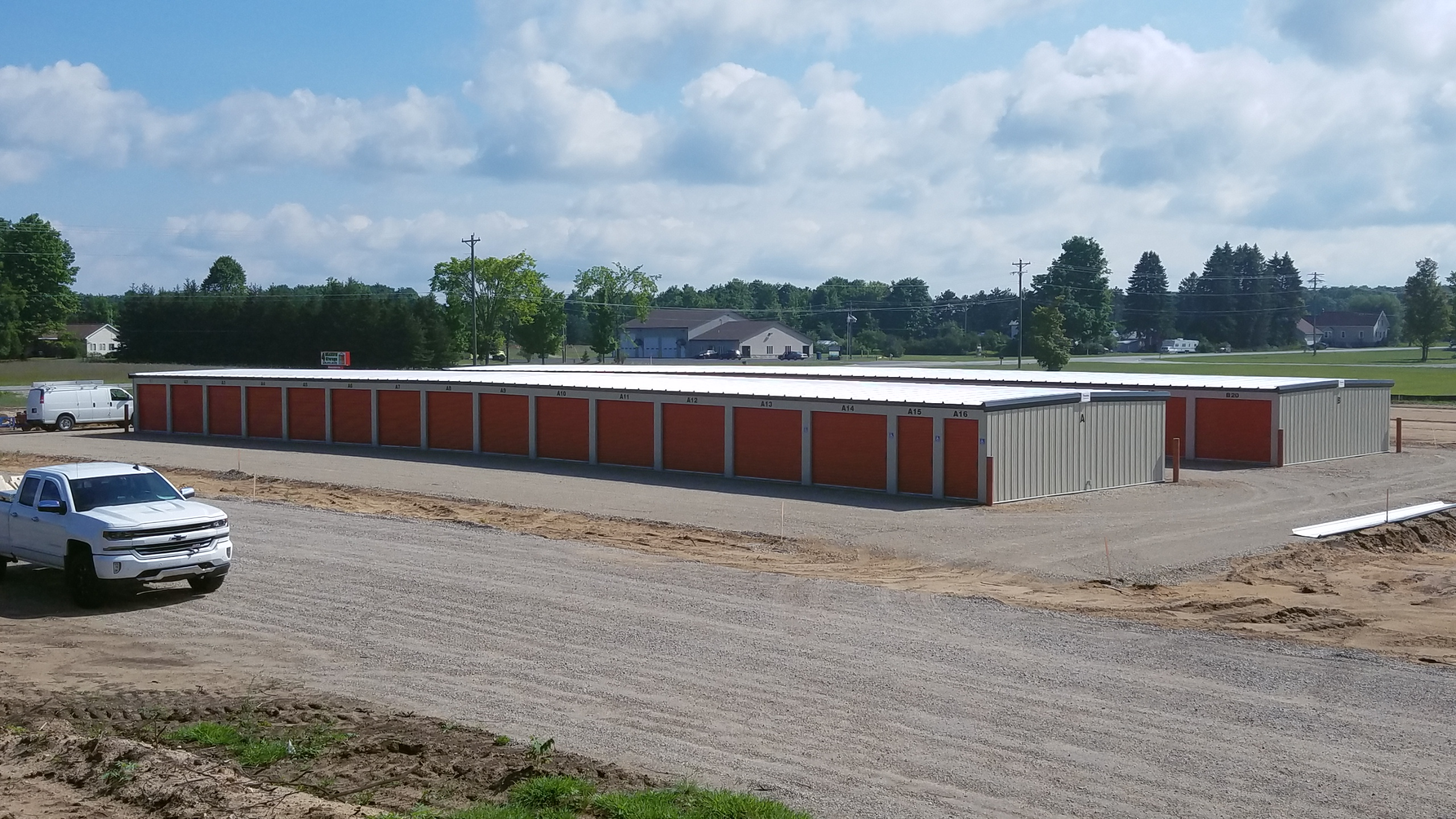 Storage Unit Exterior