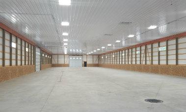 Interior Storage Space