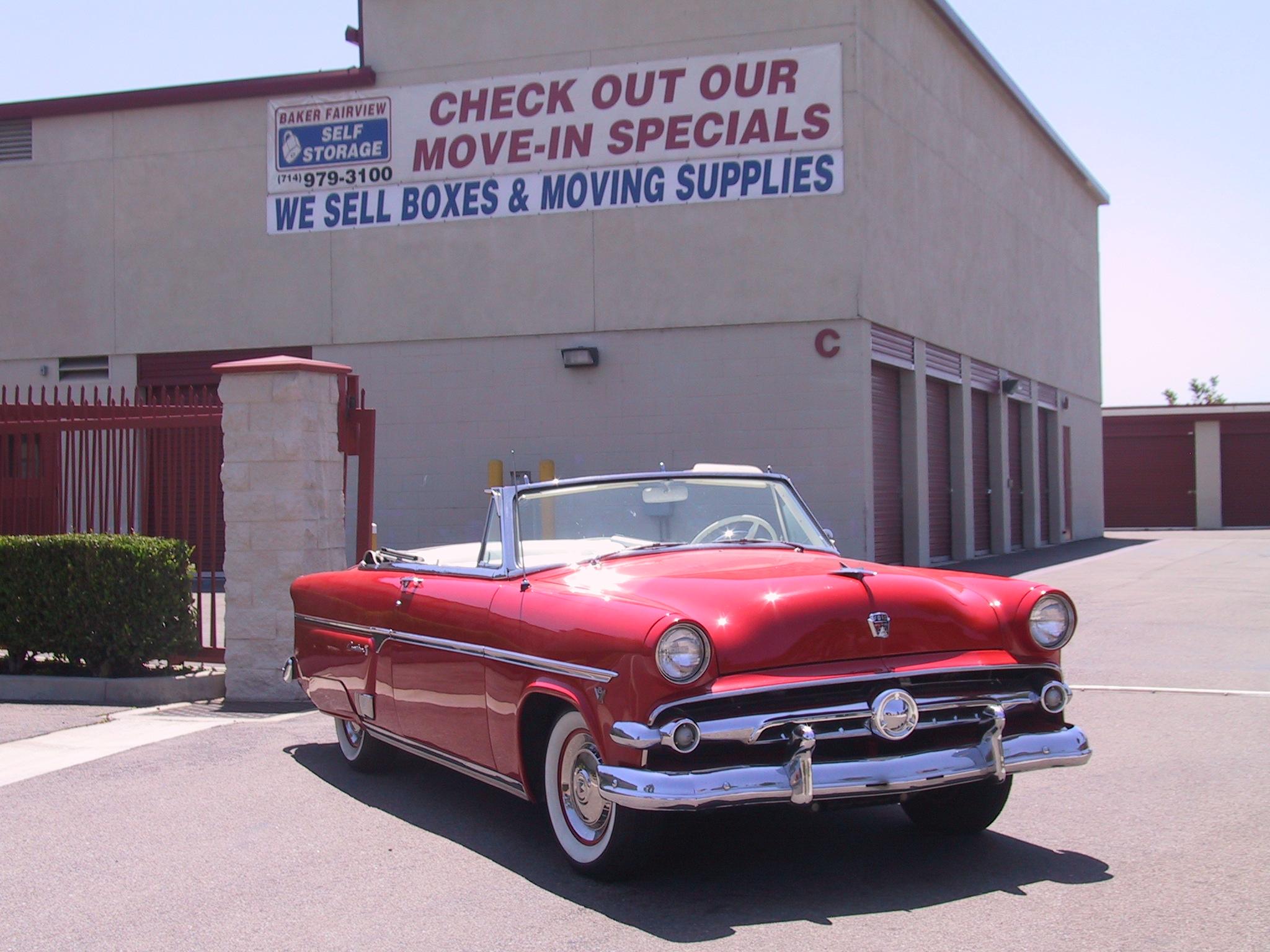 vehicle indoor storage Costa Mesa, CA