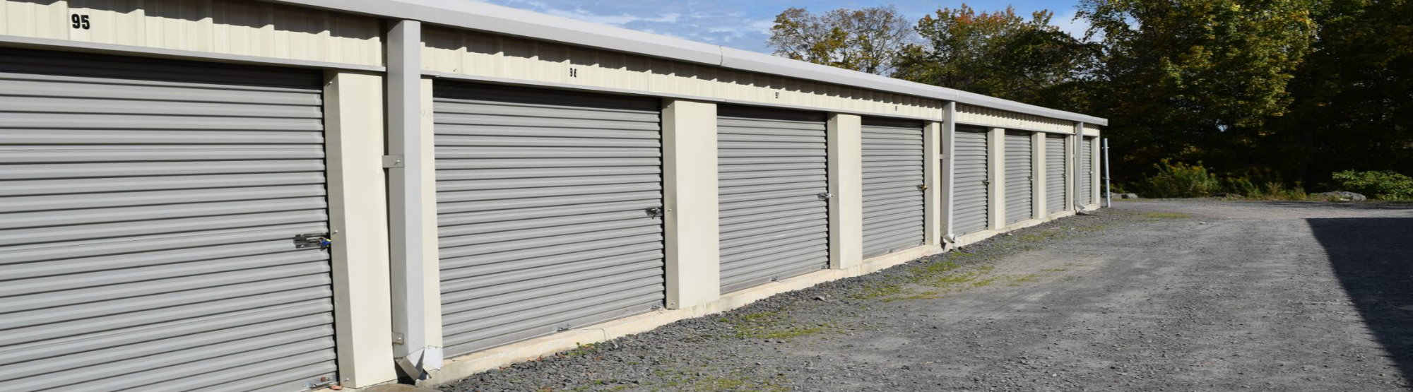 Drive up storage units in Waymart, PA