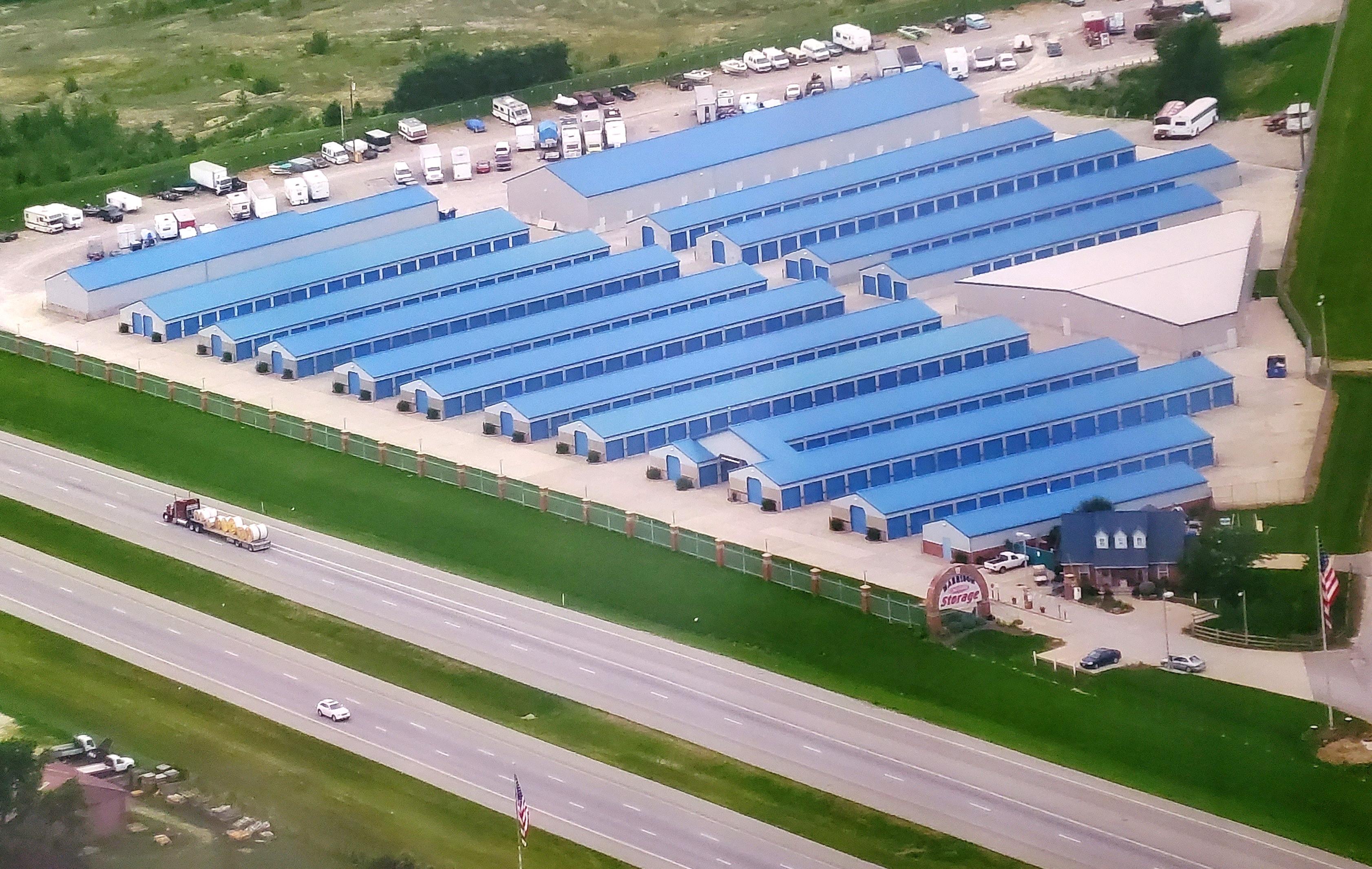 Harrison Storage Aerial