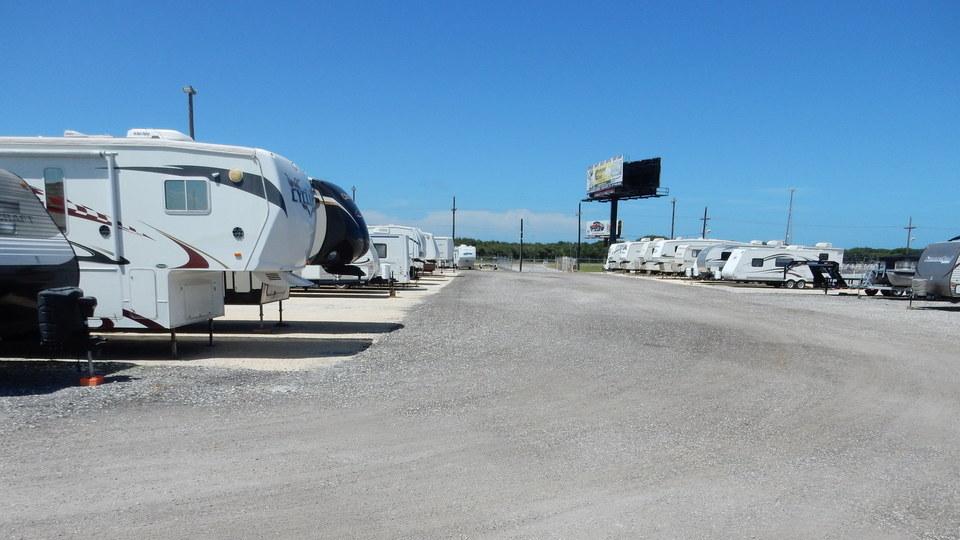 Secure RV Storage Aransas Pass, TX