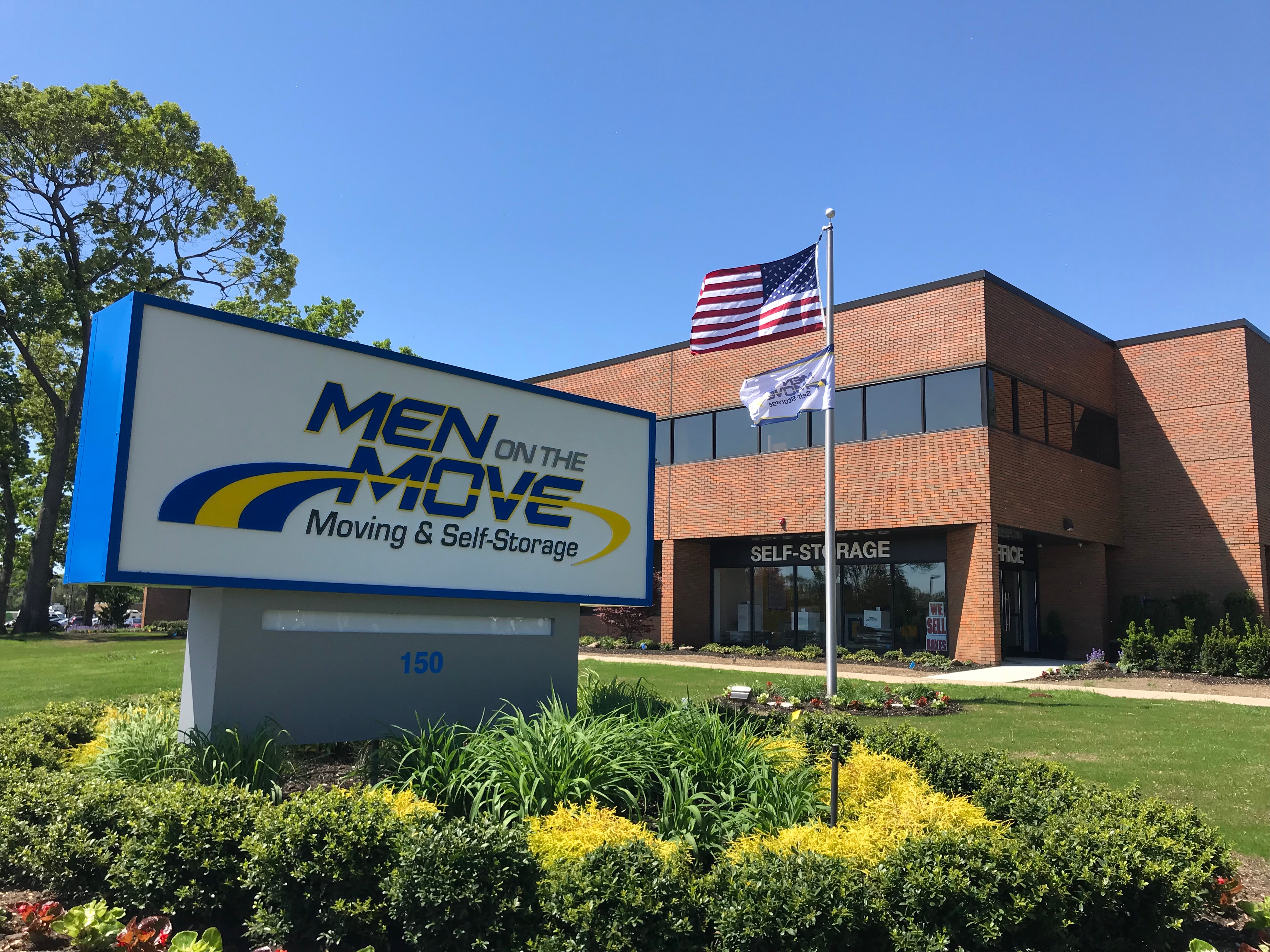 Men On The Move Moving & Self-Storage Headquarters - Long Island, NY