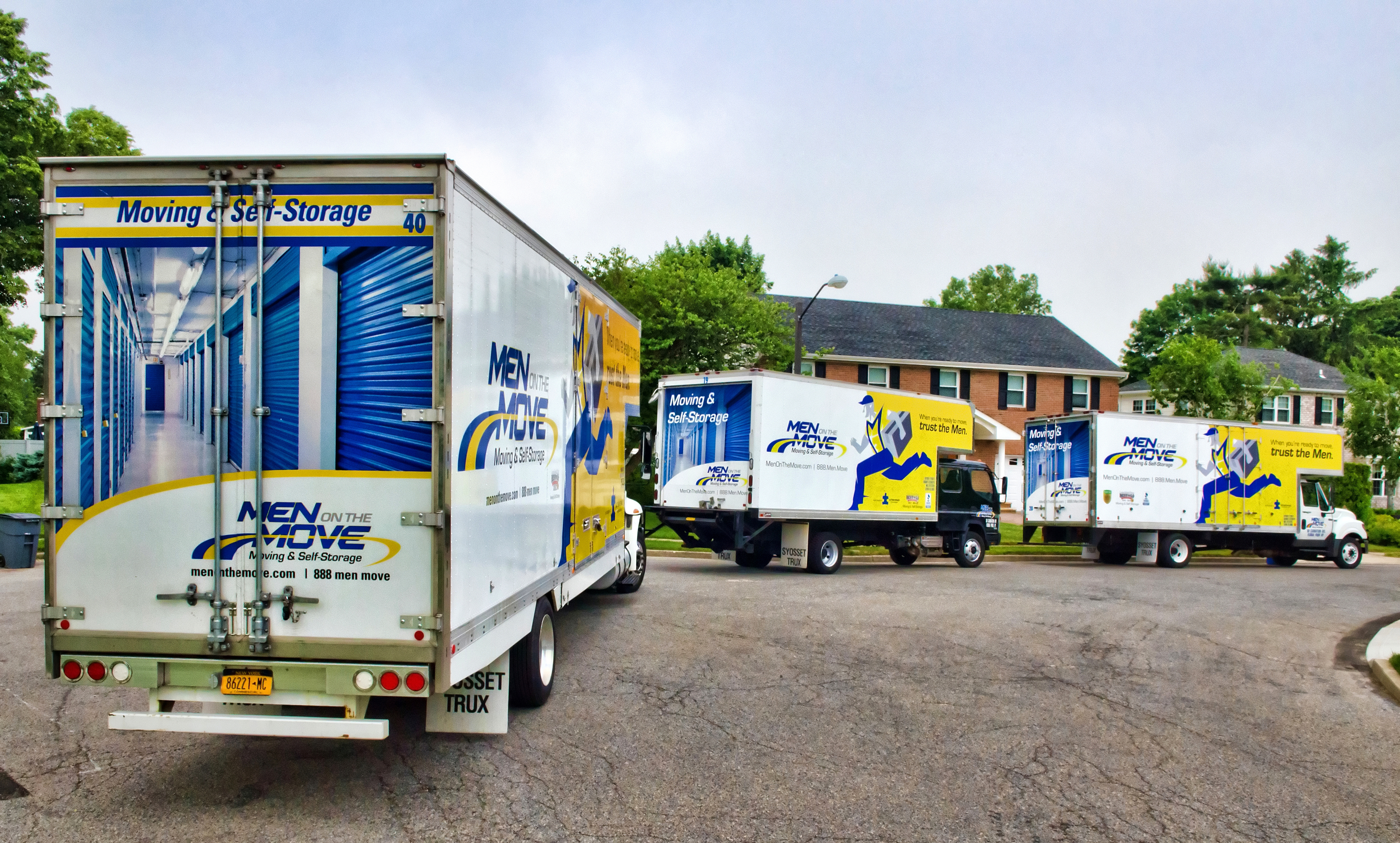 Men On The Move Moving & Self-Storage About Us - Long Island, NY