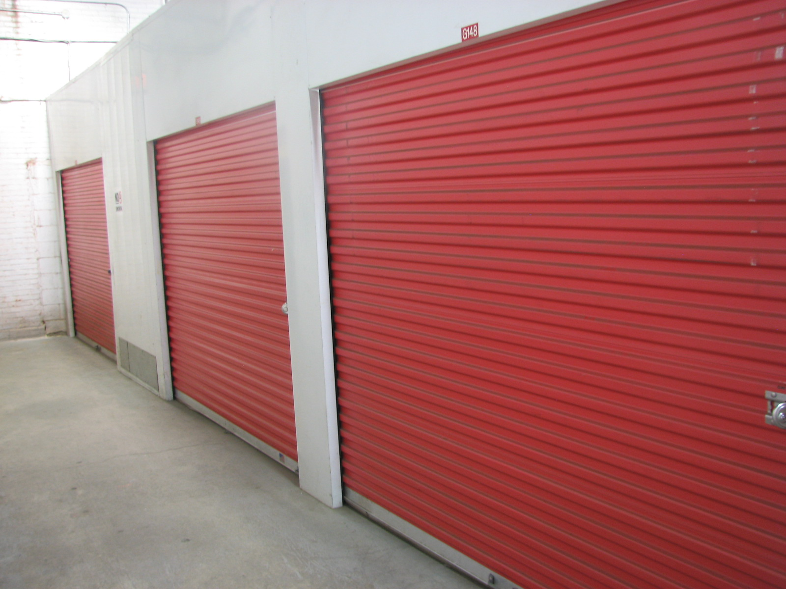 Outdoor Units Self storage