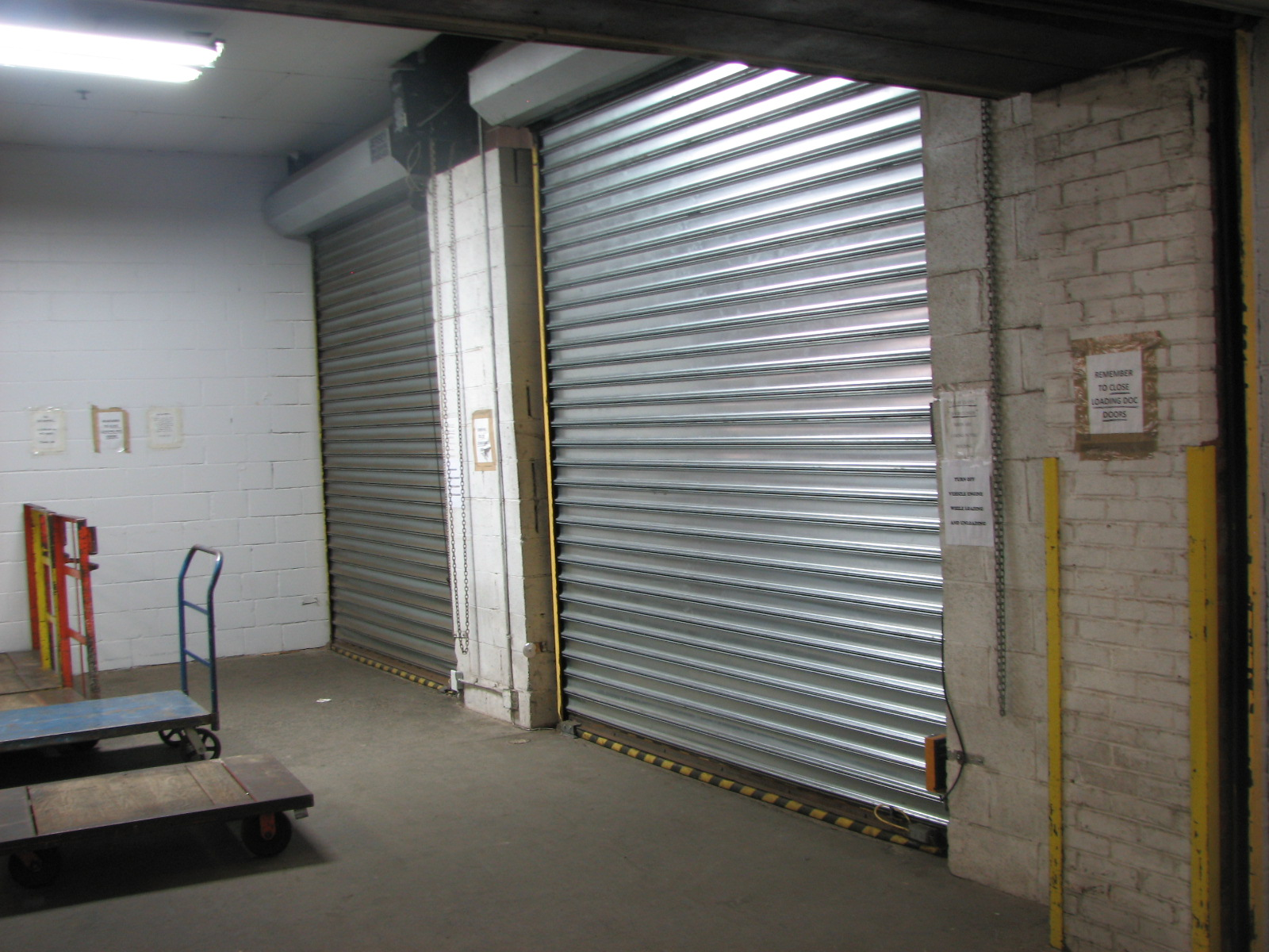 Loading Dock Self Storage