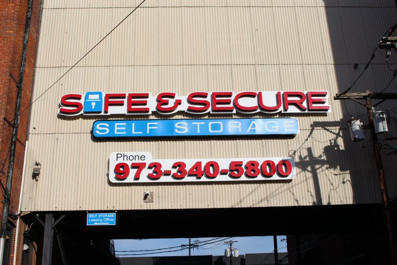 Safe and Secure Self Storage Garfield, NJ