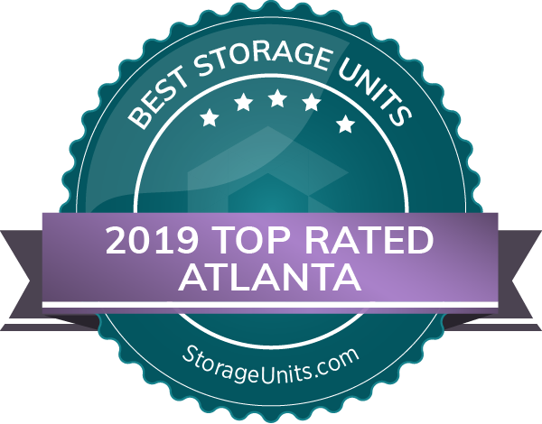 2019 Top Rated Atlanta Self Storage