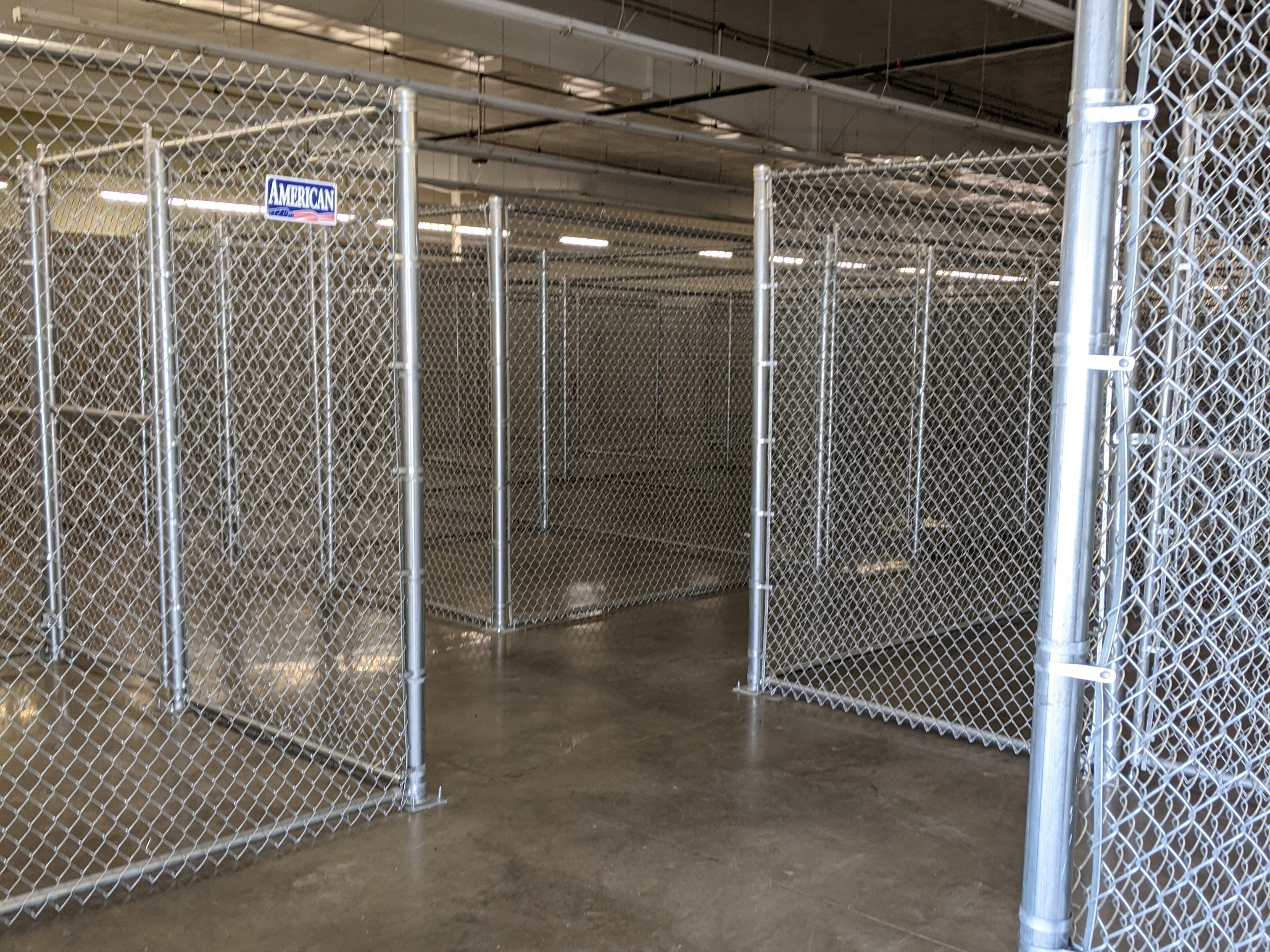self storage unts with inside access