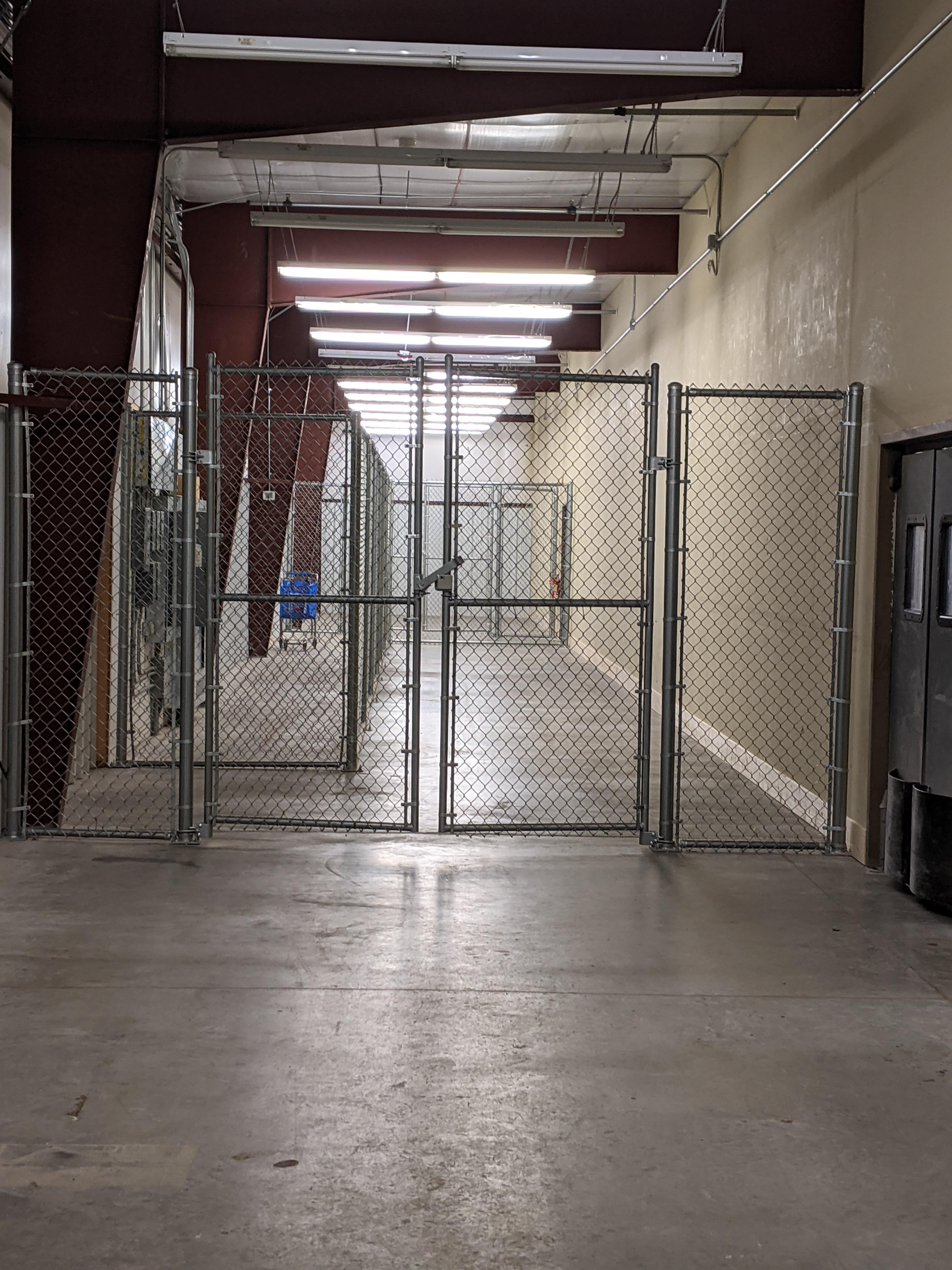 interior security gate