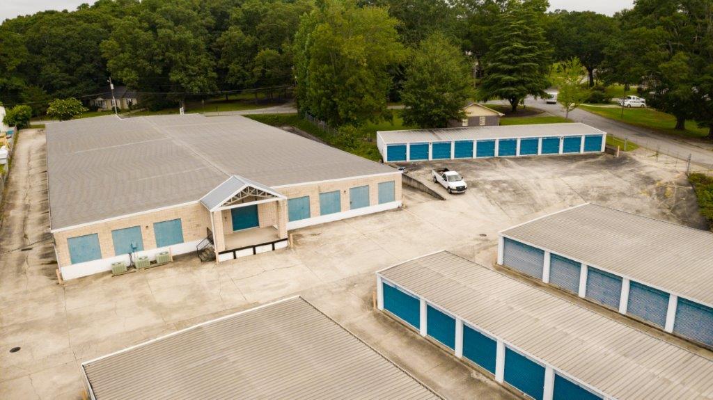 Storage Facility in Griffin, GA