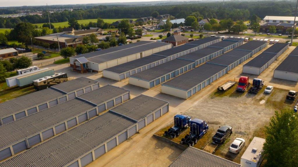 Storage Facility in McDonough, GA
