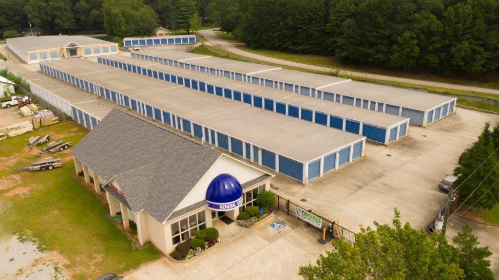Storage Units in Griffin, GA