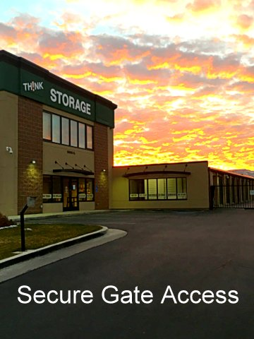 Secure Gate Access