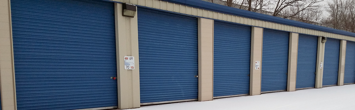 Outdoor Storage and Parking