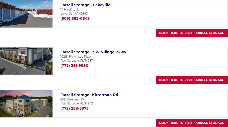 Farrell Storage