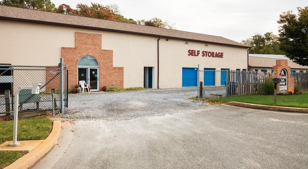 self storage in chester, md