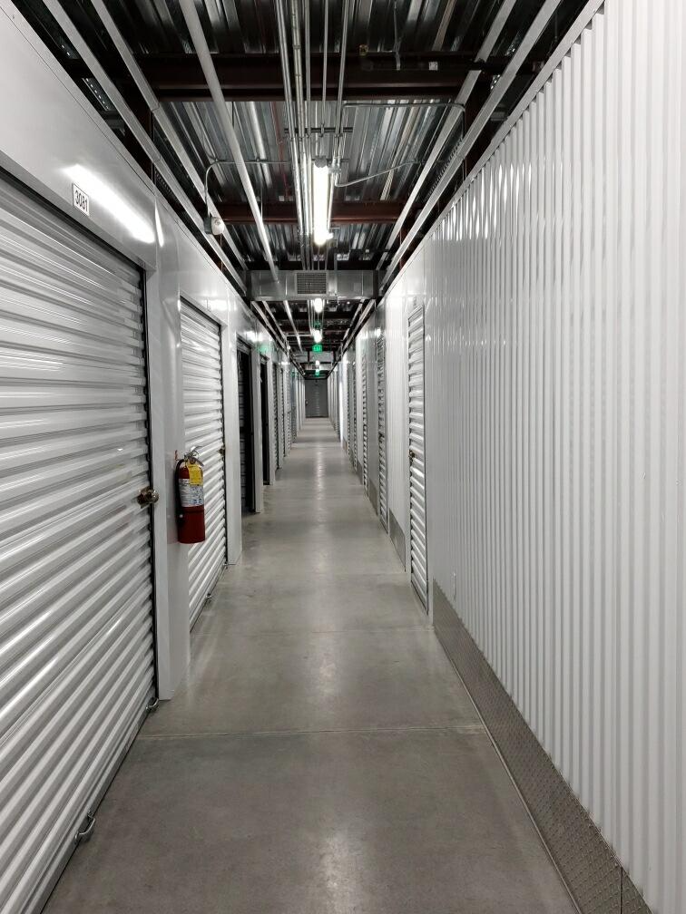 Interior Hallway, Climate Controlled