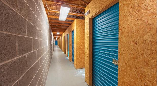 indoor storage units stevensville, md