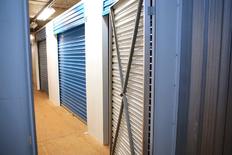 Advantage Self Storage Interior Storage