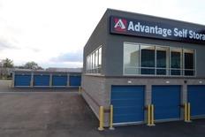 Advantage Self Storage Drive Up Units