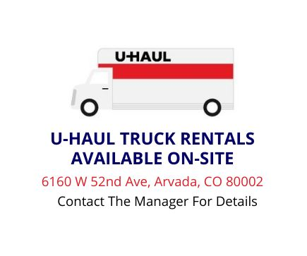 U-Haul Authorized Dealer at 6160 W 52nd Ave, Arvada, CO 80002