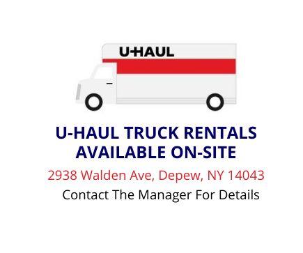 U-Haul Authorized Dealer at 2938 Walden Ave, Depew, NY 14043