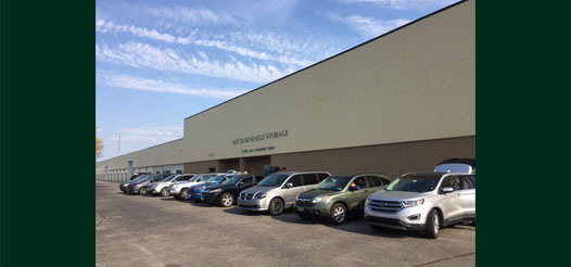 south bend self storage  facility Indiana