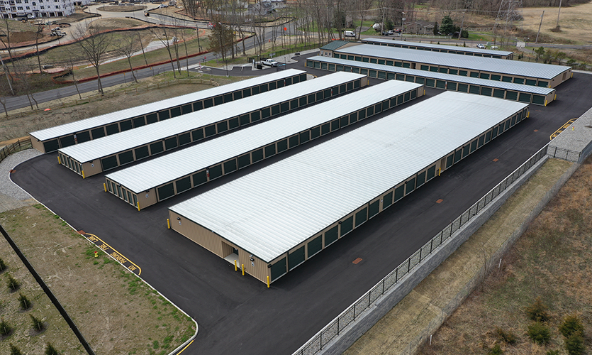 Marlboro Climate Controlled Self Storage