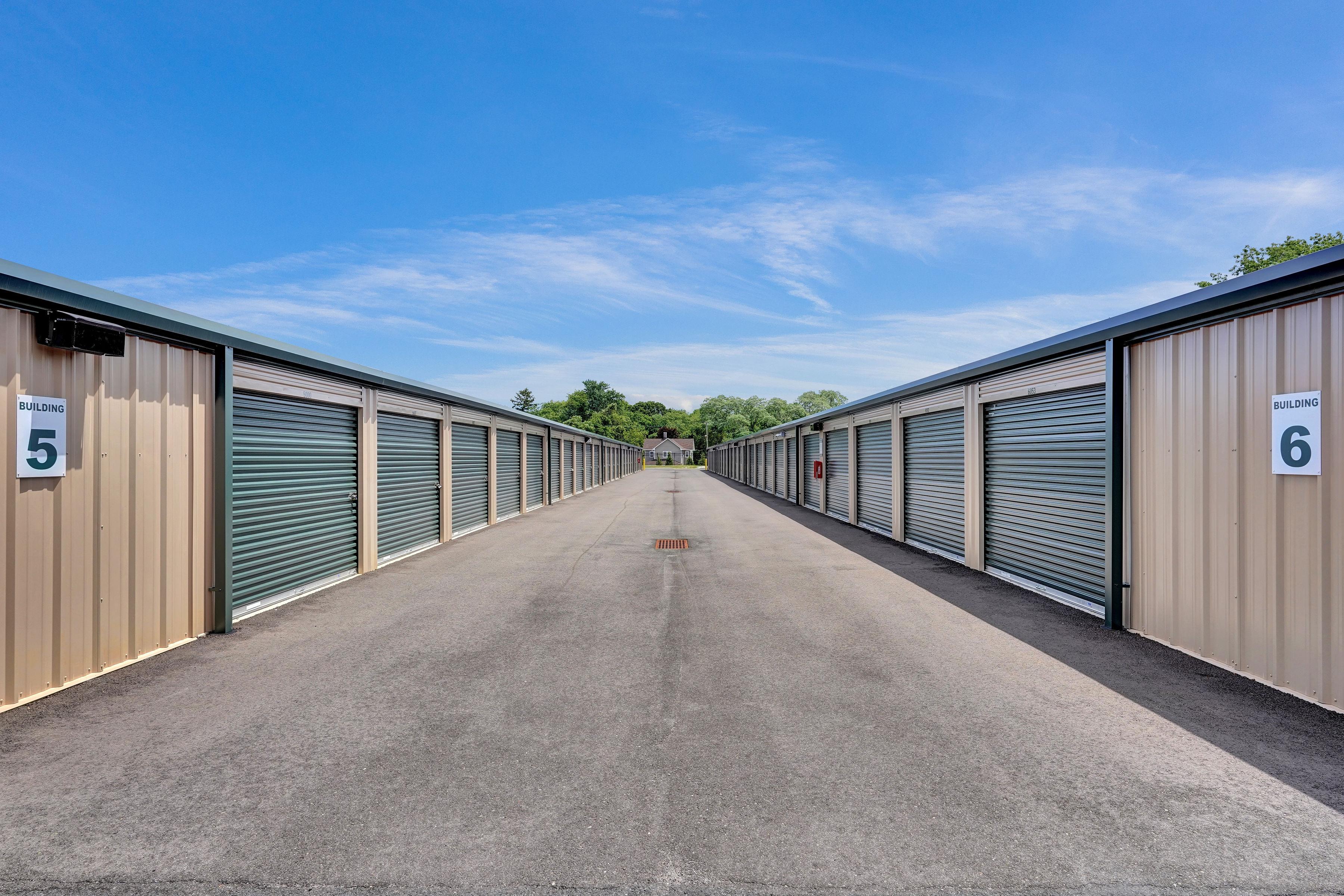 Secure Storage in Morganville, NJ