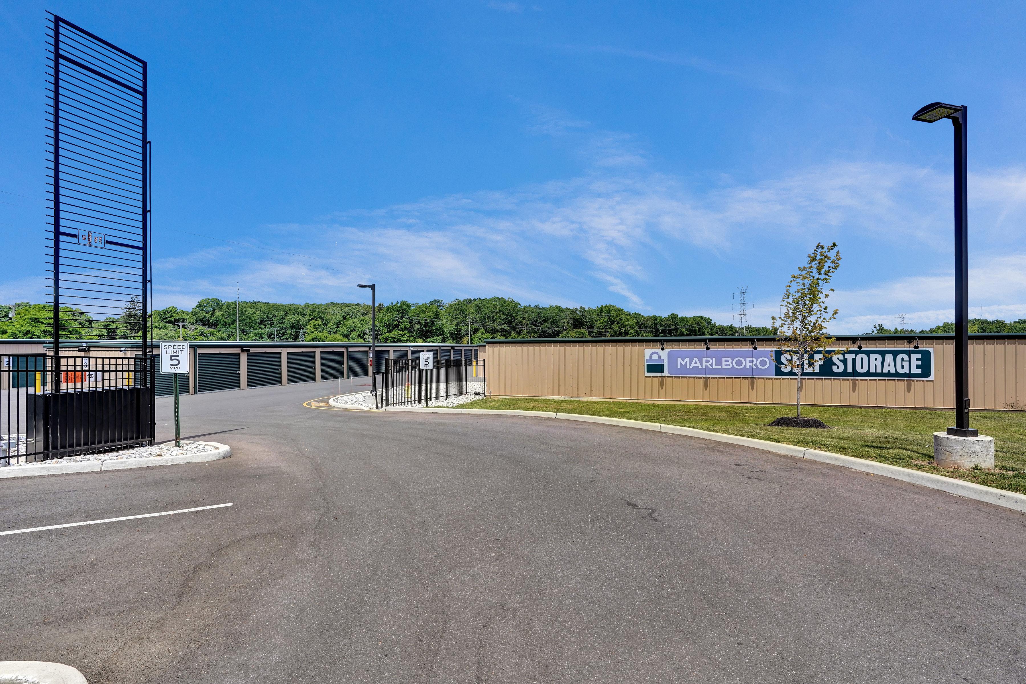 Gated Storage in Morganville, NJ