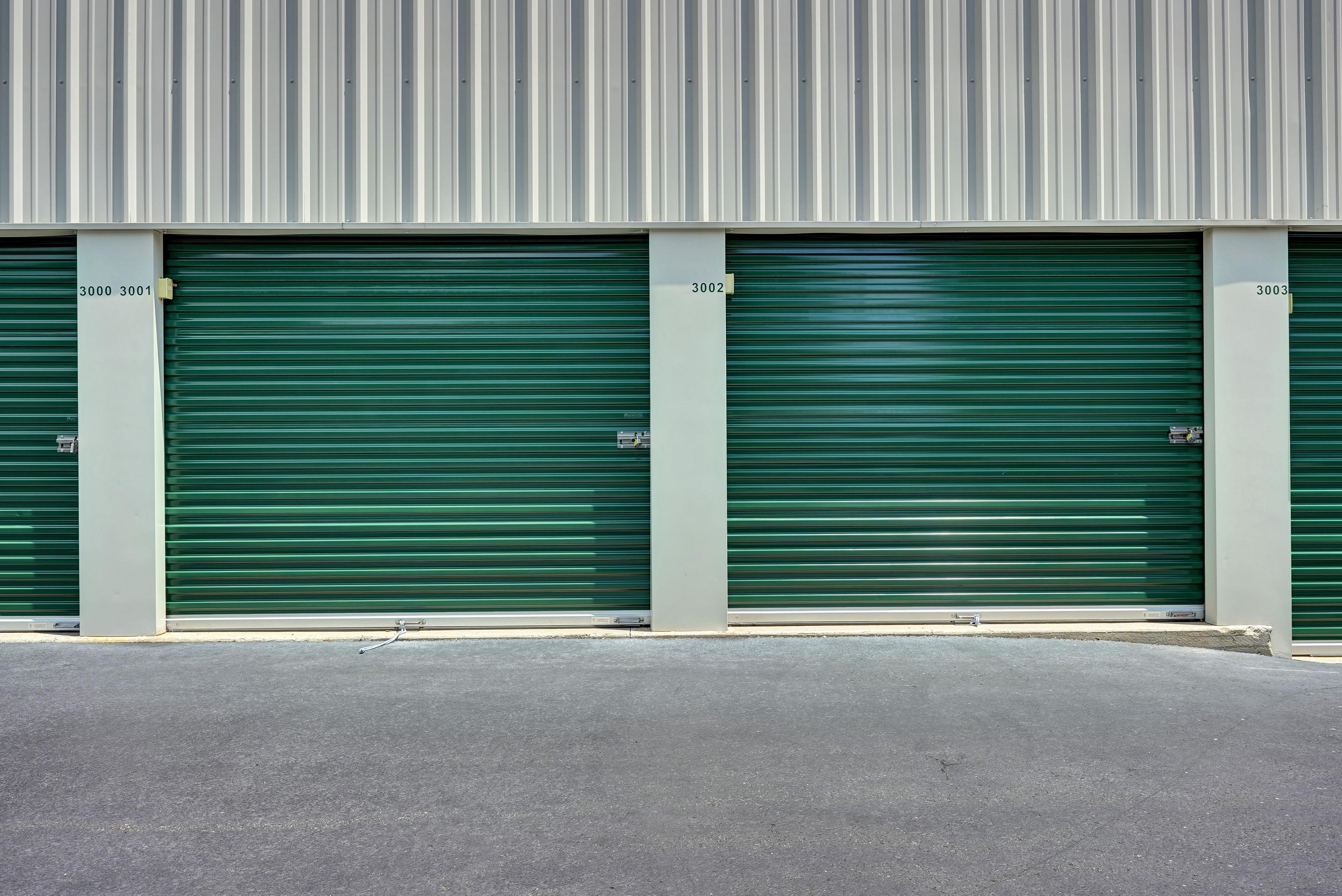 Large storage units
