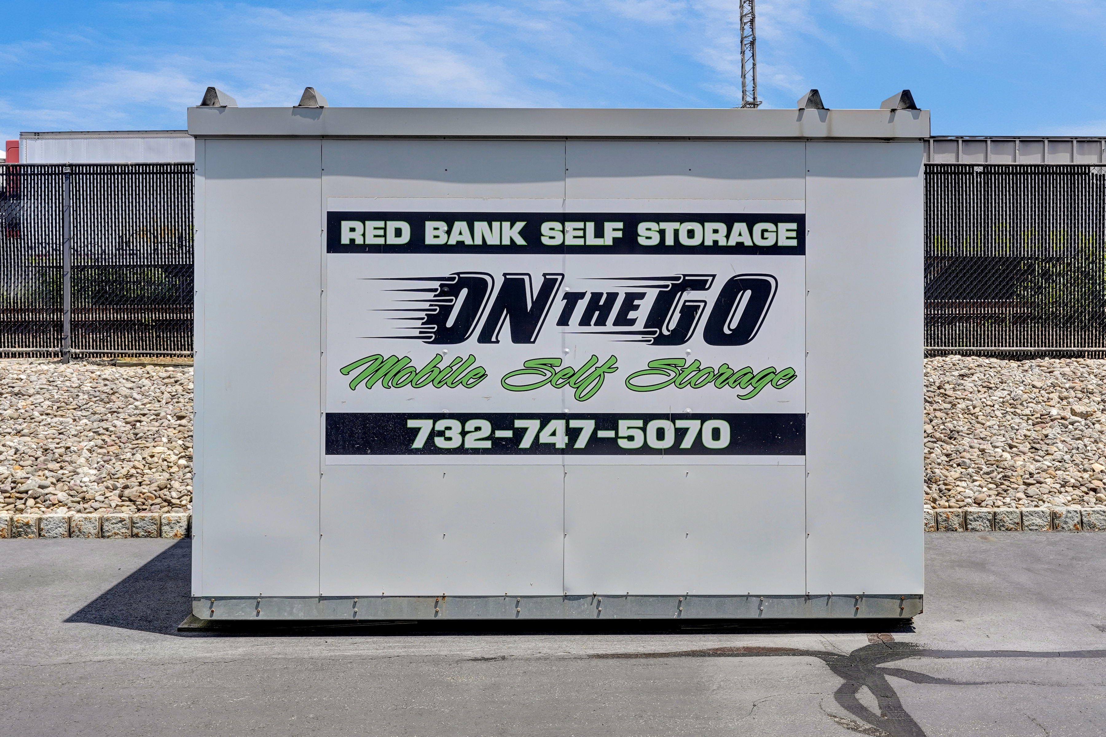 mobile self storage red bank NJ
