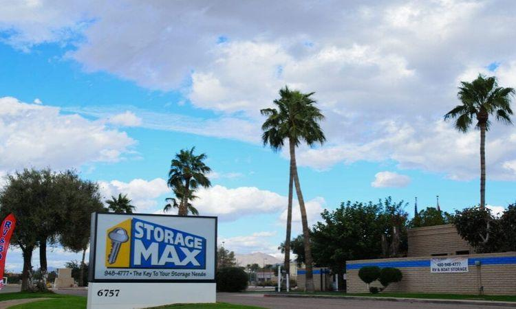 Storage Max Storage Facility in Yuma, AZ