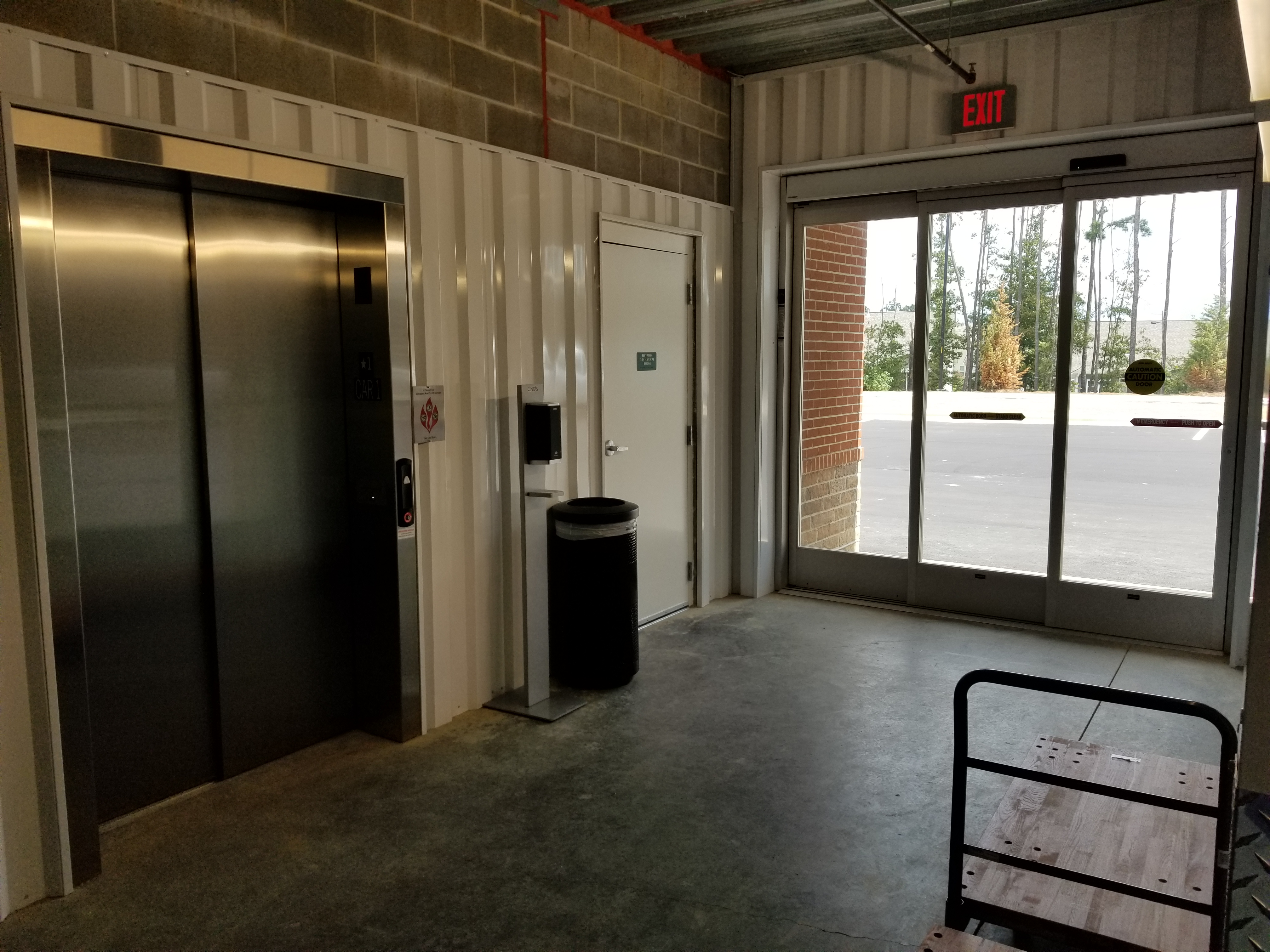 Direct Access to Elevators