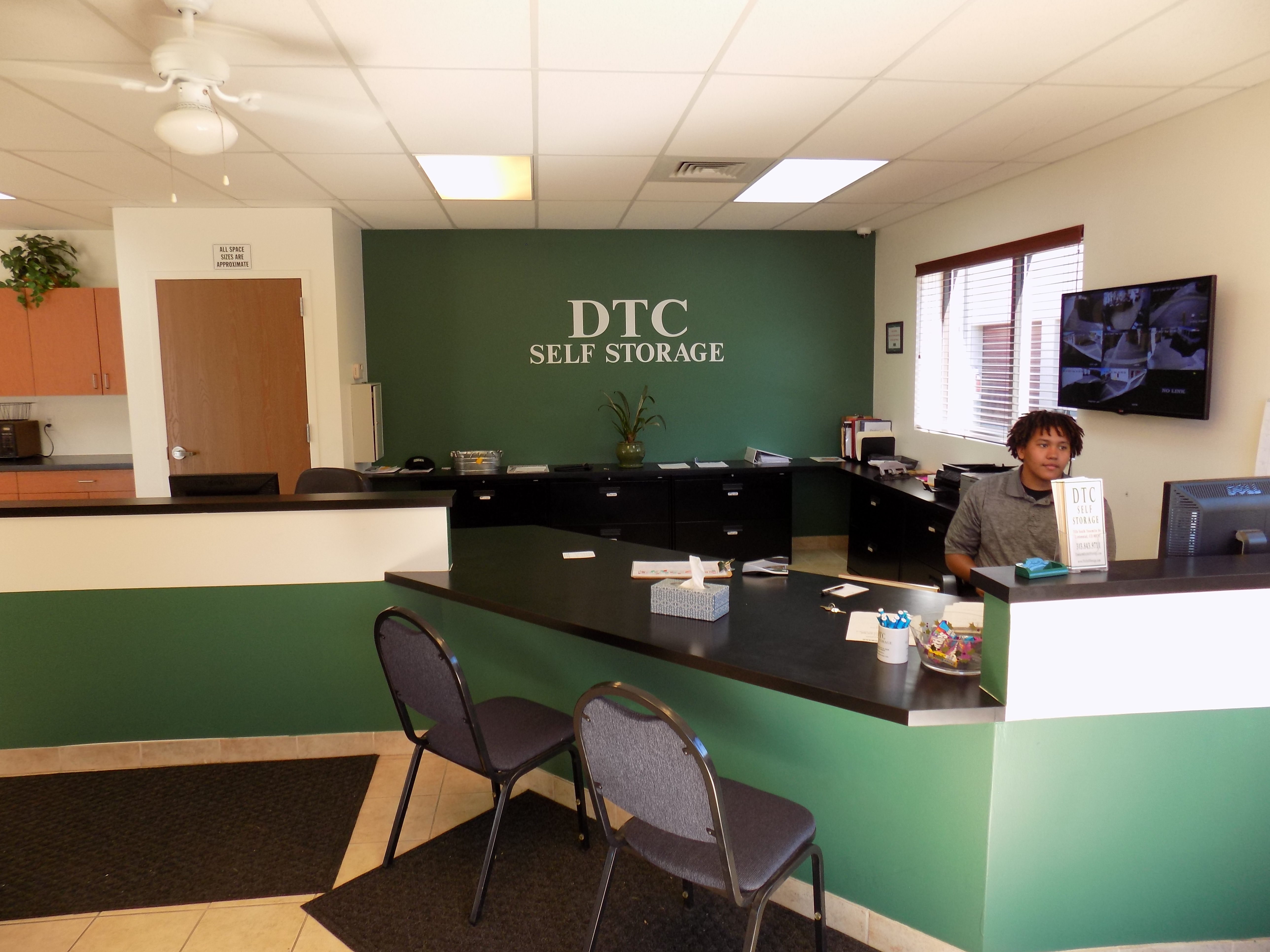 DTC Friendly Manager and Helpful Staff