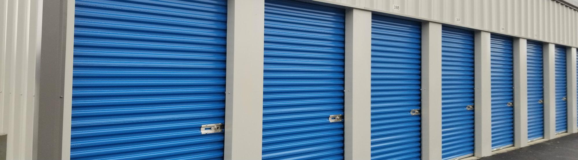 SmithField Safe Storage building