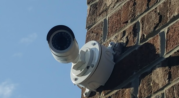 Camera surveillance for self storage units in Lenoir City, TN
