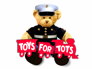 Toys for Tots Supporter
