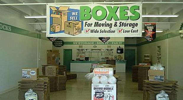 Boxes & Supplies