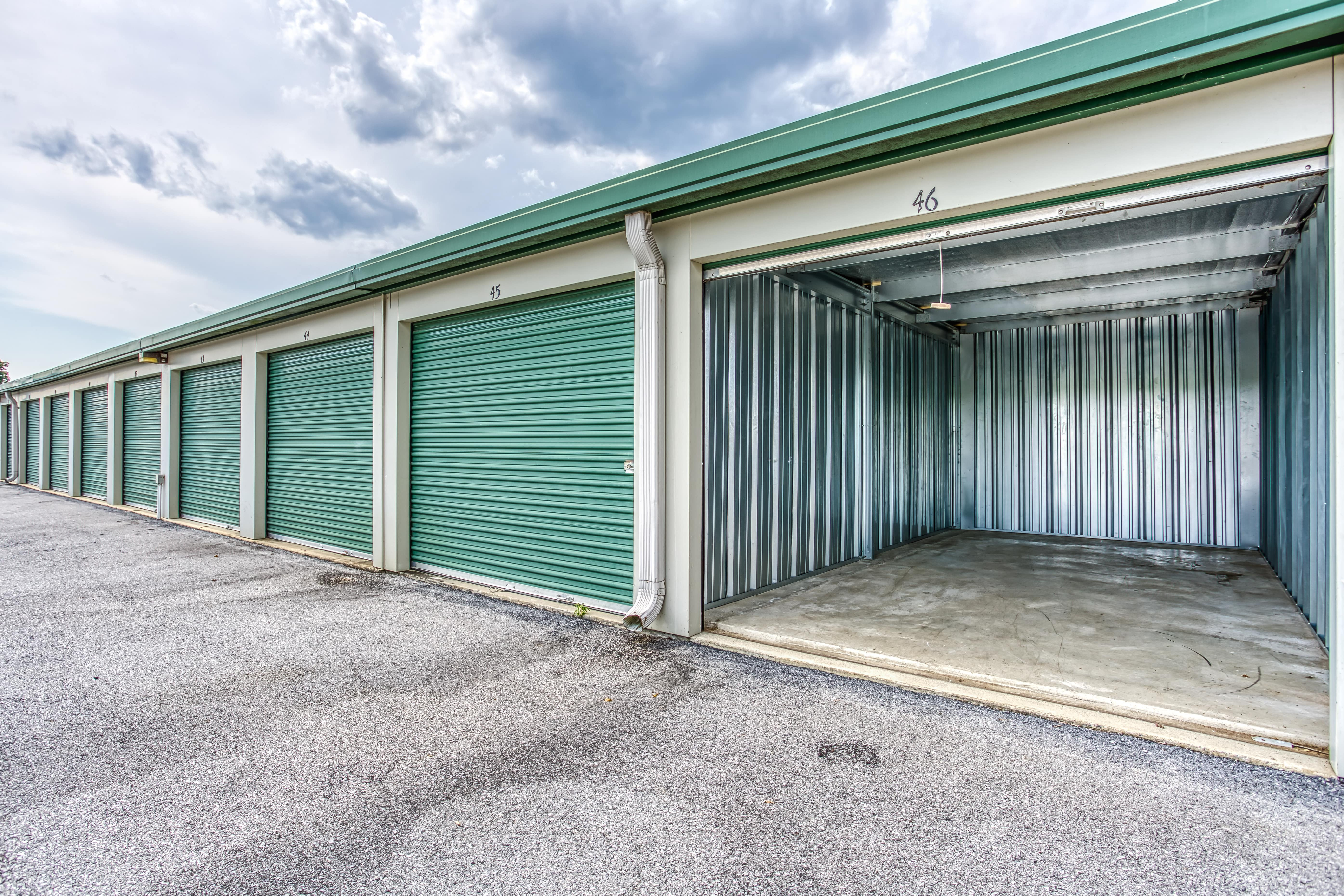 Exterior Storage Units in Harrisburg PA