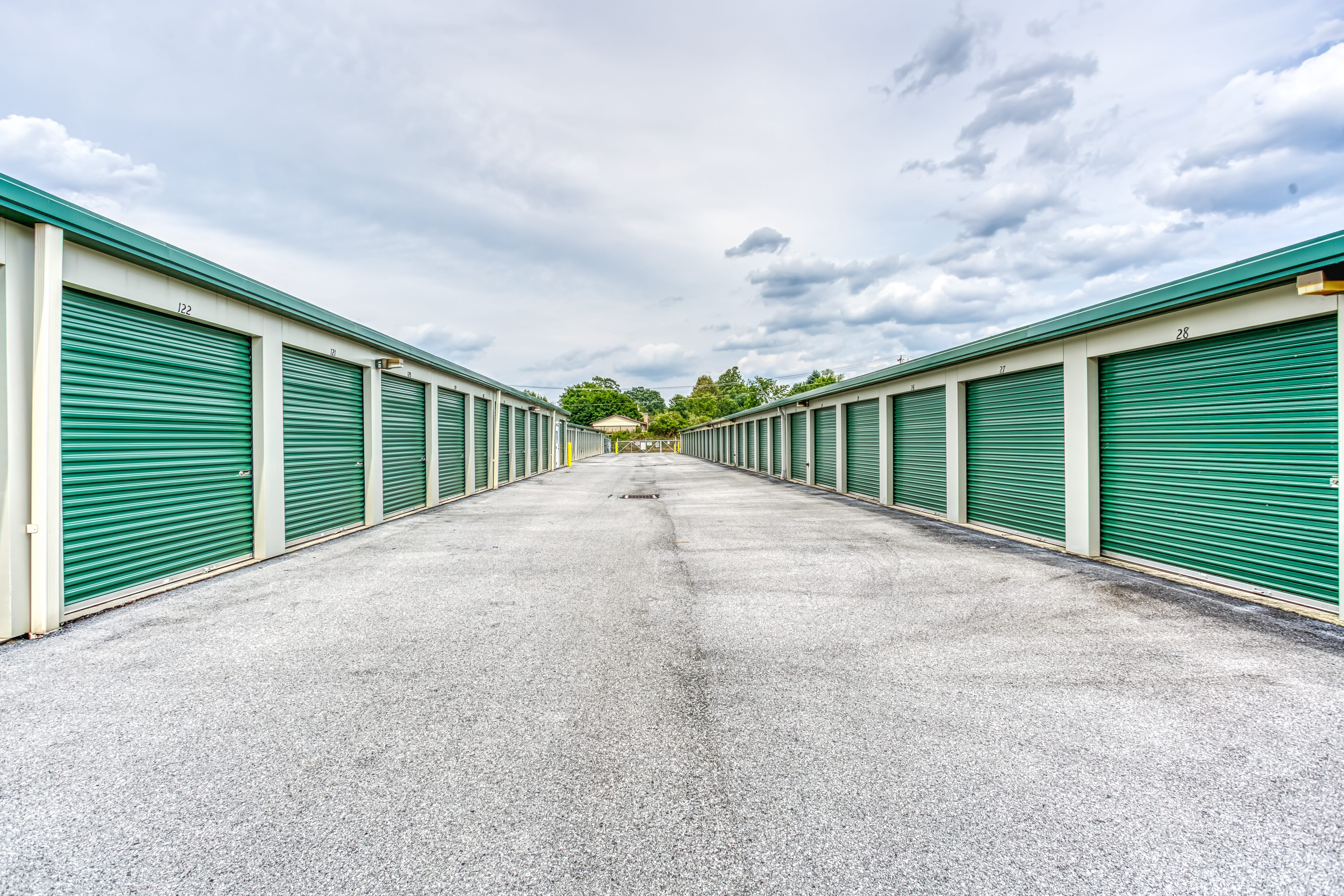 Drive Up Storage Units in Harrisburg PA