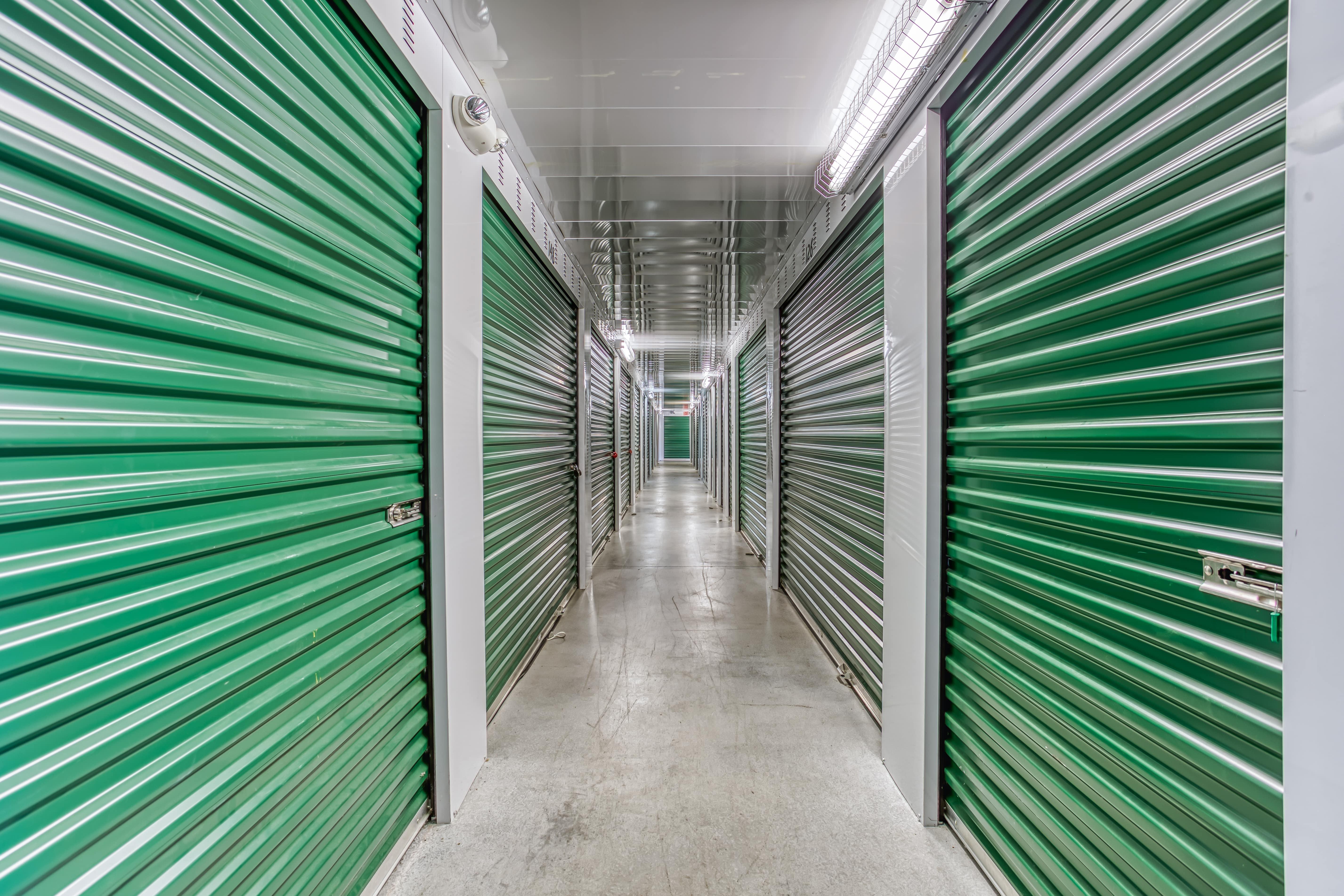 Indoor Storage Units in Harrisburg PA