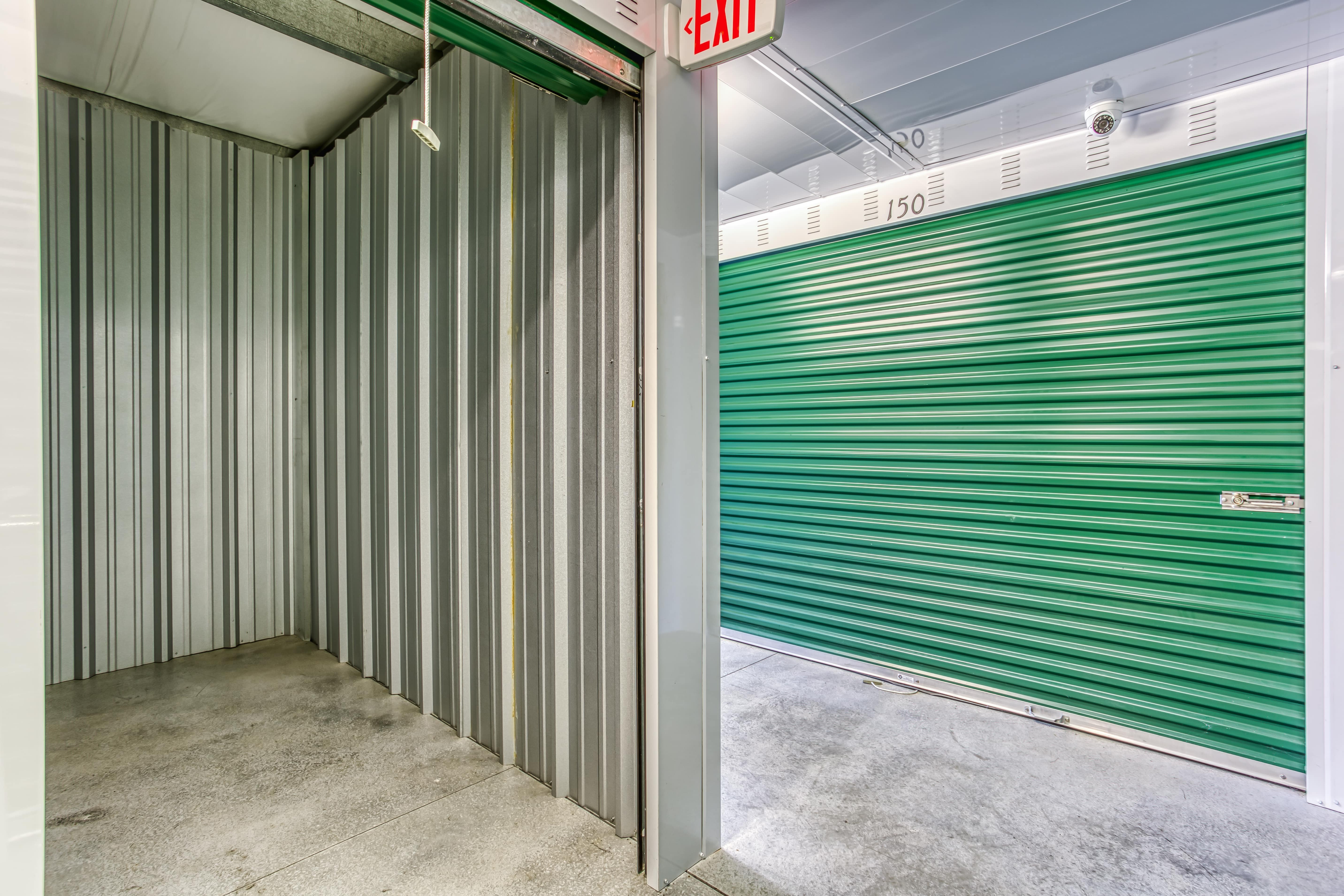 Indoor Self Storage in Harrisburg PA