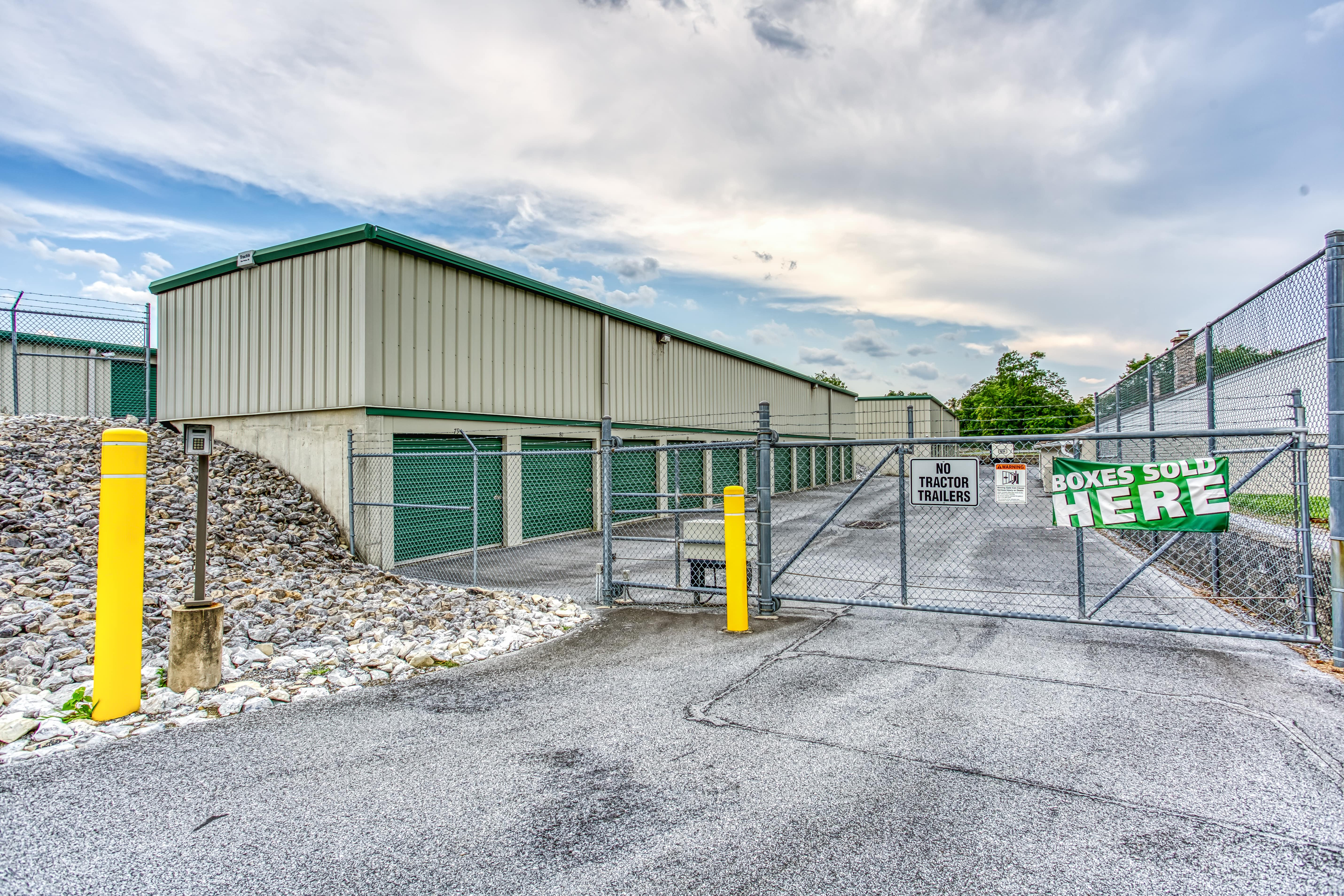 Large Storage Units in Harrisburg PA