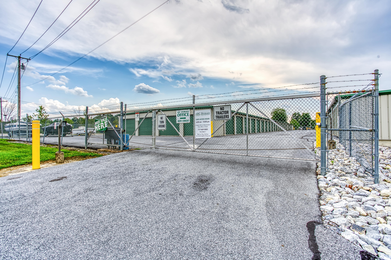 Secure Gated Self Storage in Harrisburg PA
